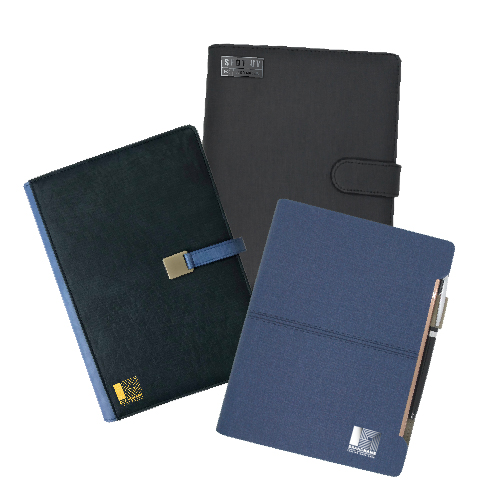 Corporate Diary & Planner Notebooks (Ready Made & Custom Made)